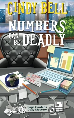 book cover of Numbers Can Be Deadly