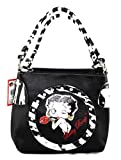 Betty Boop Purse Zebra Circle Style, Bags Central