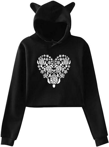 I Love Heart Turtles Sweatshirt