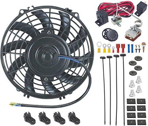 American Volt - Ventilador de enfriamiento para motor eléctrico de ...