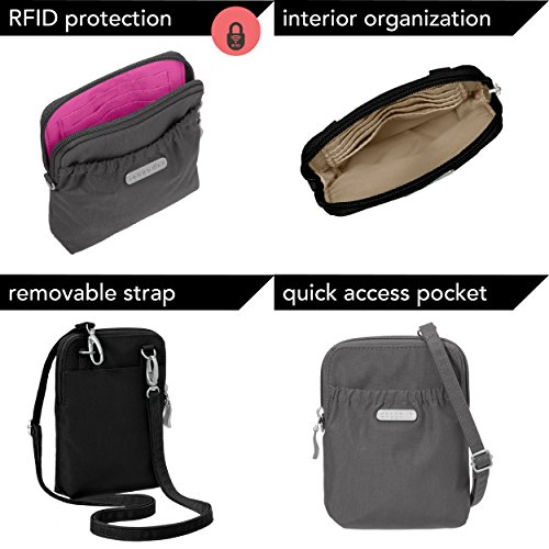 Bryant And Baggallini Purse Pouch Smartphone Rfid pwfqfIAd