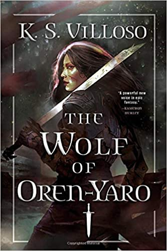 The Wolf of Oren-Yaro Book Cover