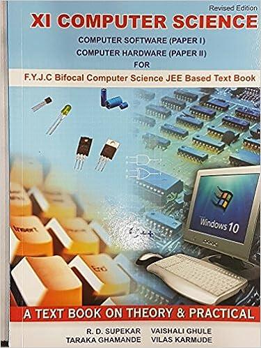 11 computer science maharashtra board