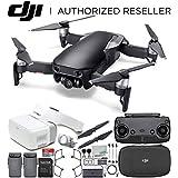 DJI Mavic Air Drone Quadcopter (Onyx Black) + DJI Goggles FPV Headset VR FPV POV Experience Essential Bundle