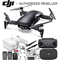 DJI Mavic Air Drone Quadcopter (Onyx Black) + DJI Goggles FPV Headset VR FPV POV Experience Essential Bundle