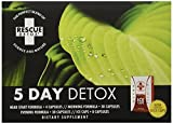 Best Detox Thcs - Rescue Detox Permanent 5 Day Detox by Applied Review