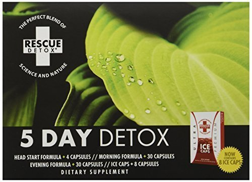 Rescue Detox Permanent 5 Day Detox by Applied -