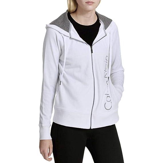 Calvin Klein Performance hooded logo