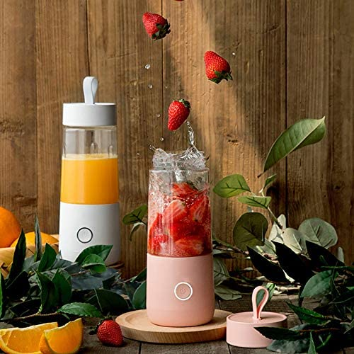 1 Pc Usb De Carga Juicer Taza Milkshake Blender Recargable Portátil Mezclador Exprimidor Portátil