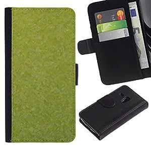 ZONECELL (No Para S3 i9300) Imagen Frontal Negro Cuero Tarjeta Ranura Trasera Funda Carcasa Diseño Tapa Cover Skin Protectora Case Para Samsung Galaxy S3 MINI I8190 I8190N - patrón simple 10
