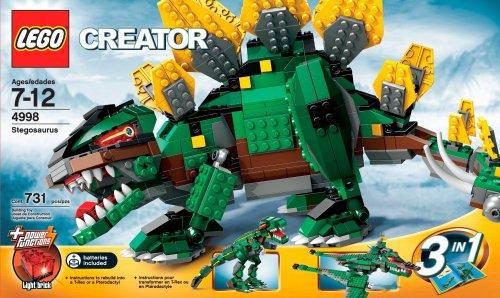 Amazon.com: LEGO Creator Stegosaurus: Toys & Games