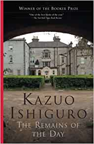 Salman Rushdie: rereading The Remains of the Day by Kazuo Ishiguro