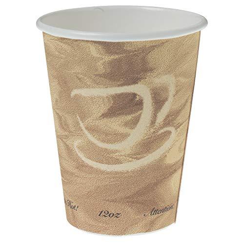 Solo 412MSN-0029 12 oz Mistique SSP Paper Hot Cup (Case of 1000) ()