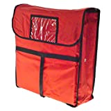 Update International PIB-20 Insulated Pizza Delivery Bag, 20 by 20-Inch