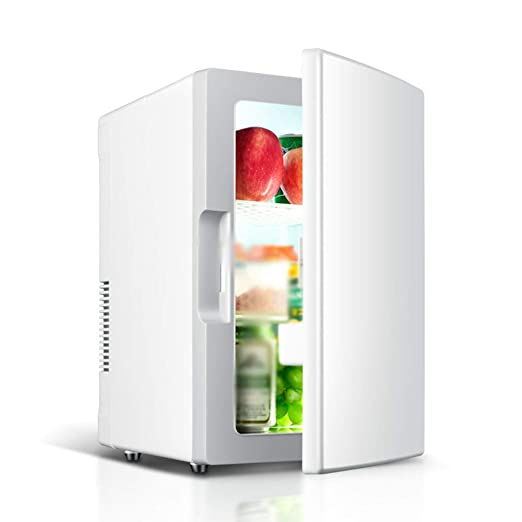 Refrigerador del Coche, 18l Mini Nevera Congelador 12v / 220v ...