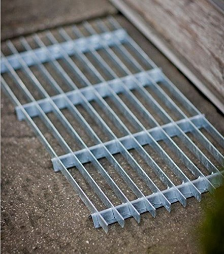 Effortlessly Practical And Extremely Durable, The CKB Ltd Galvanised Doormat  Is A Perfect Fit For Outside Any Door. Built To Last, Its Simple Yet Smart  ...