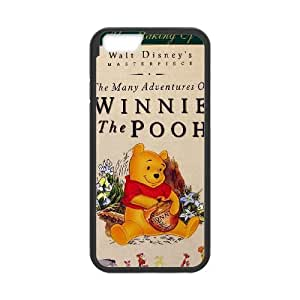 Many Adventures of Winnie the Pooh iPhone 6 Plus 5.5 Inch Cell Phone Case Black yyfabd-326196