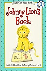 Johnny Lion's Book (An I Can Read Book, Level 1) Paperback