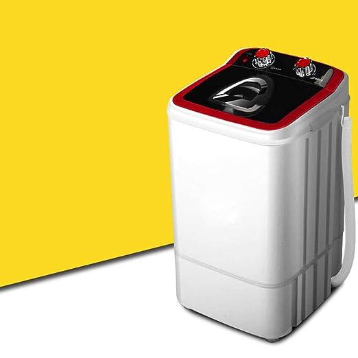 DAHAI Mini Máquina De Lavado, 7,2 Kg Portátil Compacto Girar A La ...