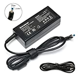 ELECBRAiN 19.5V 3.33A AC Adapter Charger for HP 15-F009WM 15-F023WM 15-F039WM 15-F059WM 15-g073nr F9H92UA 15-g074nr Laptop 4.5/3.0mm Power Supply with Cord