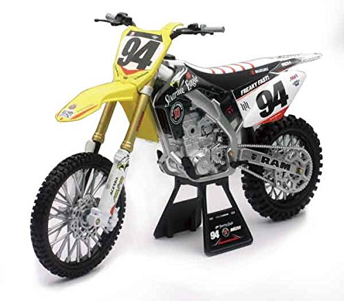 Suzuki RM-Z450 #94 Ken Roczen Dirt Bike Motorcycle 1/6 by New Ray (New Ray Diecast Motorcycles)