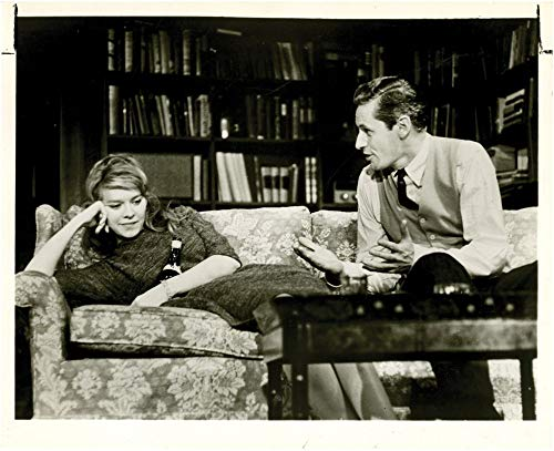 Who's Afraid of Virginia Woolf (Collection of 14 stills from the 1962 Broadway play)