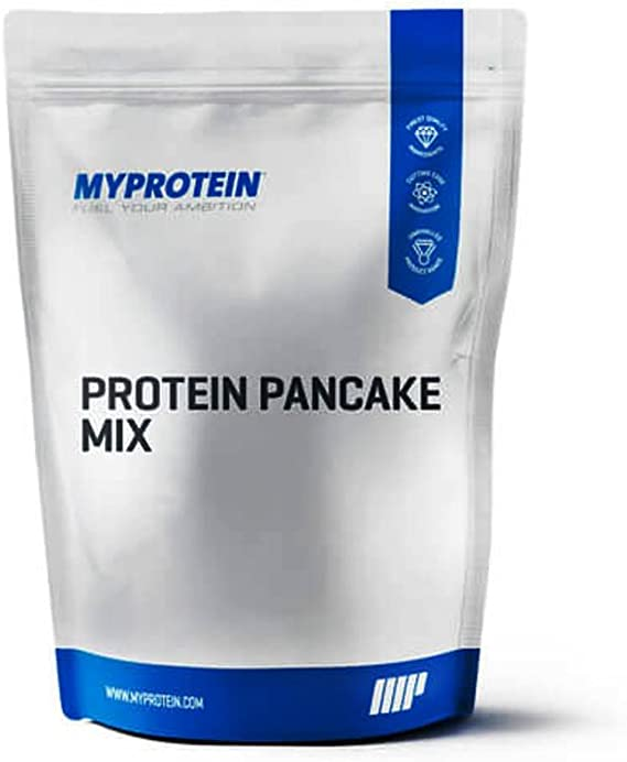 MyProtein Protein Pancake Mix Masa de Tortitas, Sabor Sirope de Arce - 200 gr