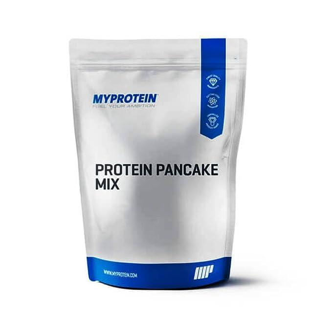 MyProtein Protein Pancake Mix Masa de Tortitas, Sabor Sirope de Arce - 200 gr: Amazon.es: Salud y cuidado personal