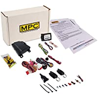 MPC 2 Way Remote Starter Package for 2003-2014 Toyota, Scion, and Lexus - One-Button Operation