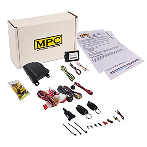 2 Way Remote Starter Package for 2003-2014 Toyota, Scion, and Lexus - One-Button Operation (Remote Starter For Rav4)