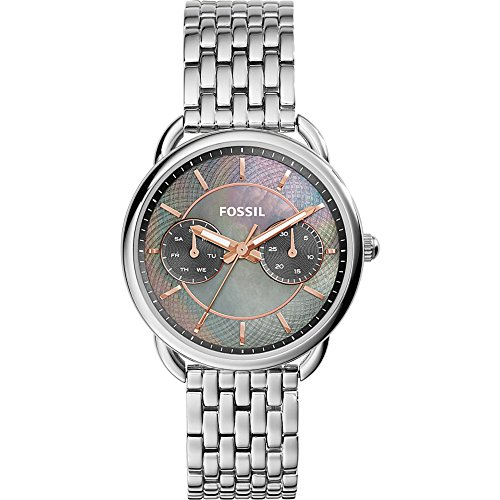 Fossil-Tailor-Multifunction-Stainless-Steel-Watch