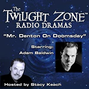 Mr. Denton on Doomsday Radio/TV Program