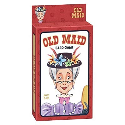 Old Maid: AKINS, ZOE (Play); WHARTON, Edith (Novel): Toys & Games