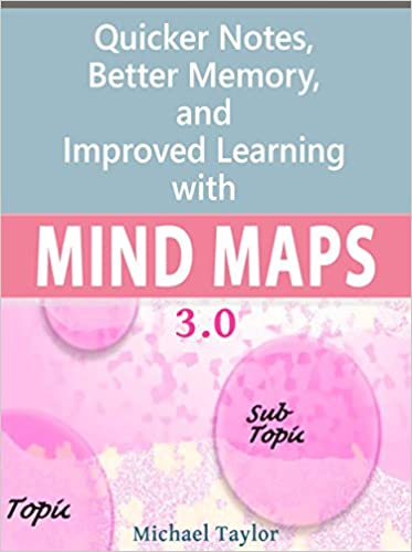 Amazon mind maps quicker notes better memory and improved mind maps quicker notes better memory and improved learning 30 1st edition kindle edition fandeluxe Image collections