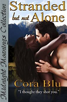 Stranded but not Alone (Dragoslava Connection Book 1) by [Blu, Cora]