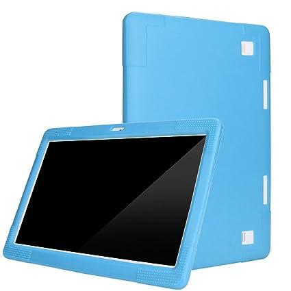 Fcostume - Funda Universal de Silicona para Tablet Android ...
