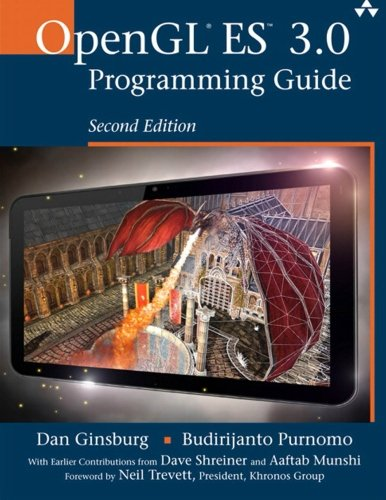 OpenGL ES 3.0 Programming Guide (2nd Edition) by Addison-Wesley Professional