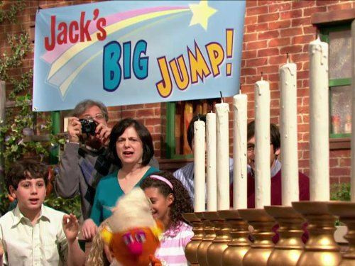 Jack's Big Jump. Episode 4204 (Song The Letters Christmas)