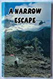 Front cover for the book A Narrow Escape by S. E. James
