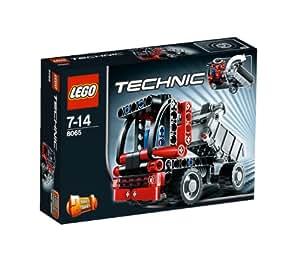 LEGO Technic 8065 - Mini Camión Contenedor