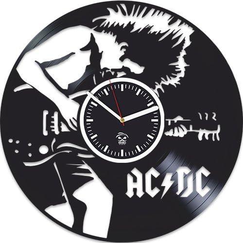 Kovides AC DC Vinyl Clock