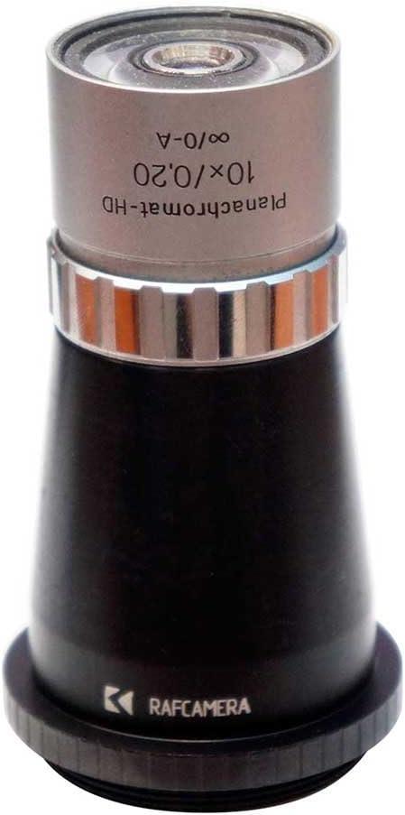 Cone M30x0.75 Female to M42x1 Male Thread Adapter