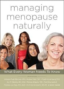 Managing Menopause Naturally