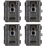 Moultrie Game Spy A-5 Gen2 Low Glow IR Digital Trail Hunting Cameras - 5 MP, 4