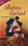 Fiançailles secrètes par Cartland