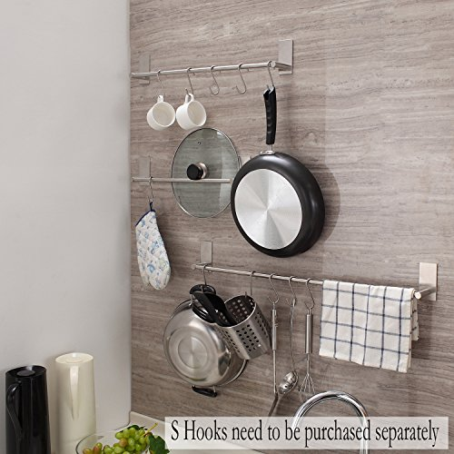 Taozun SUS 304 Stainless Bathroom Towel Bar