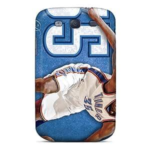 Best Hard Cell-phone Cases For Samsung Galaxy S3 With Custom Attractive Oklahoma City Thunder Image AnnaDubois