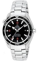 Omega Men's 2201.51.00 Seamaster Black Dial Watch