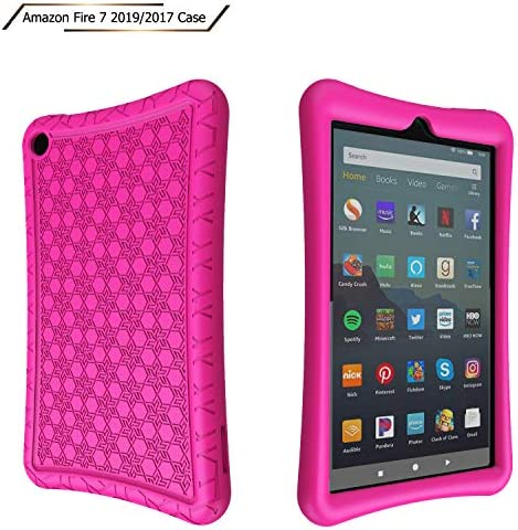 LTROP Silicone Case Fire Tablet