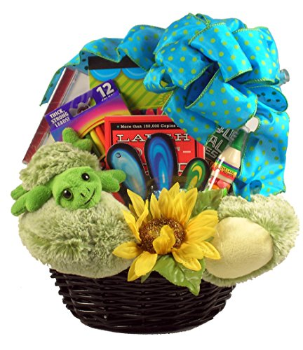 Gift Basket Village Kids Only, An Activity Gift Set for Children